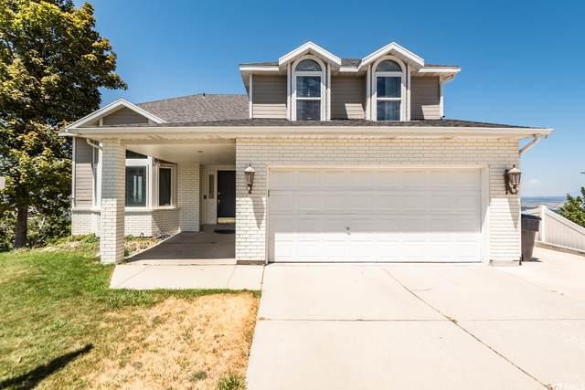 3408 S Huntington Dr E, Bountiful, UT 84010 (#1757220) :: Utah Real Estate