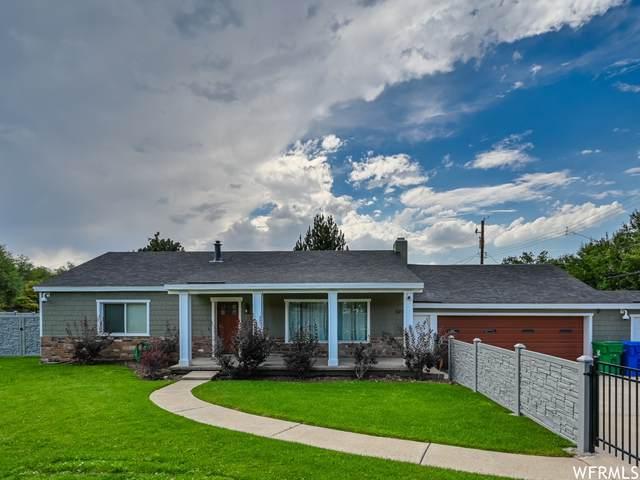 6706 S 2300 E, Cottonwood Heights, UT 84121 (#1757221) :: Utah Real Estate