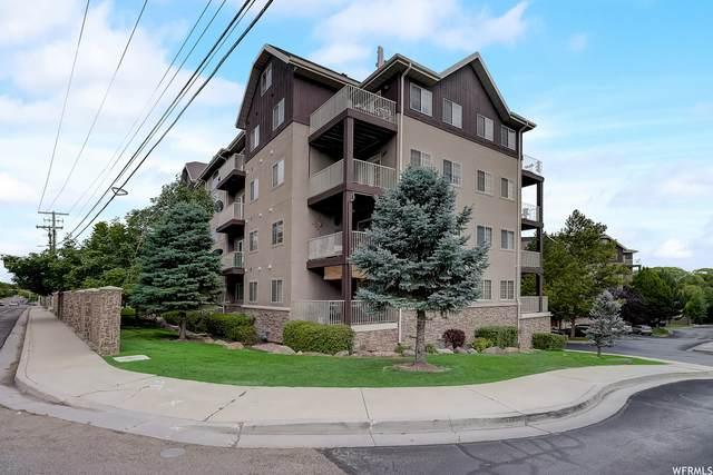 4985 S Kiska Ln E #103, Holladay, UT 84117 (#1757233) :: Utah Real Estate