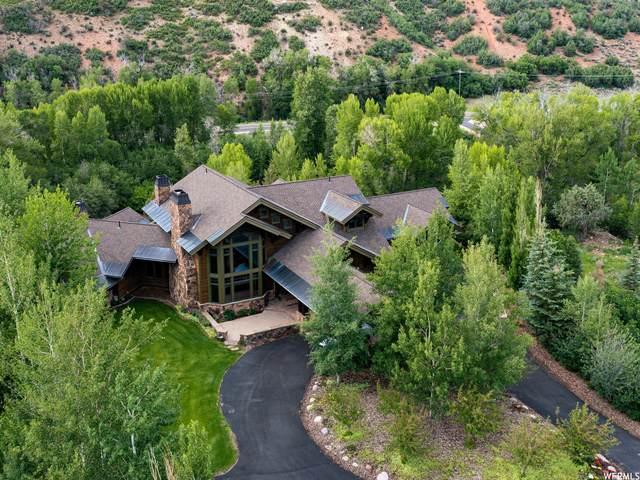 1630 E Weber Canyon Rd, Oakley, UT 84055 (MLS #1757258) :: High Country Properties