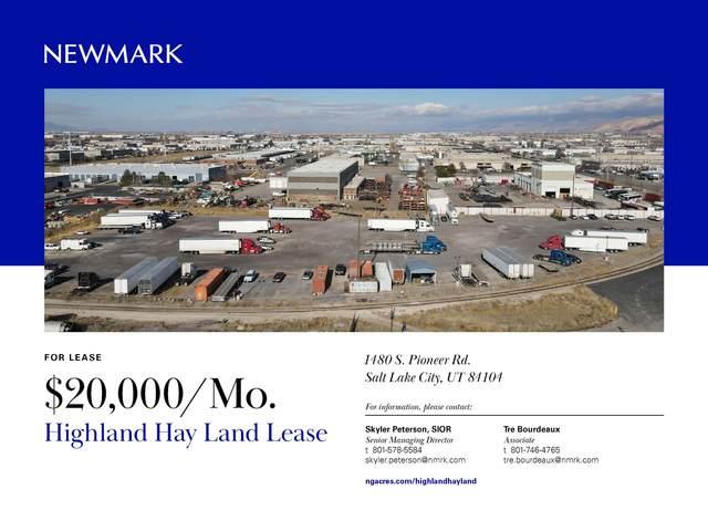 1480 S Pioneer Rd, Salt Lake City, UT 84104 (#1757260) :: McKay Realty