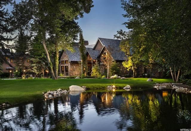 2388 E Oakhill Dr, Holladay, UT 84121 (#1757269) :: Utah Real Estate