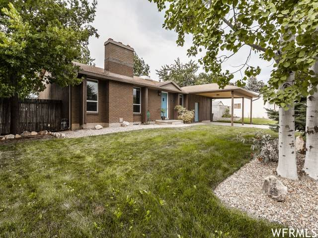 690 W 1900 S, Woods Cross, UT 84087 (#1757277) :: Doxey Real Estate Group