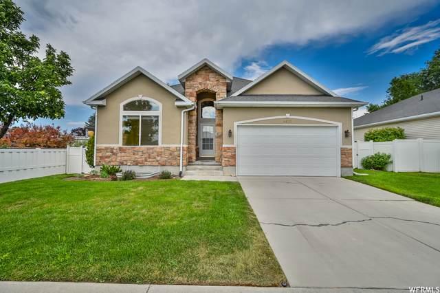 4631 S Autumn Spice Ct W, Taylorsville, UT 84123 (#1757279) :: Utah Real Estate