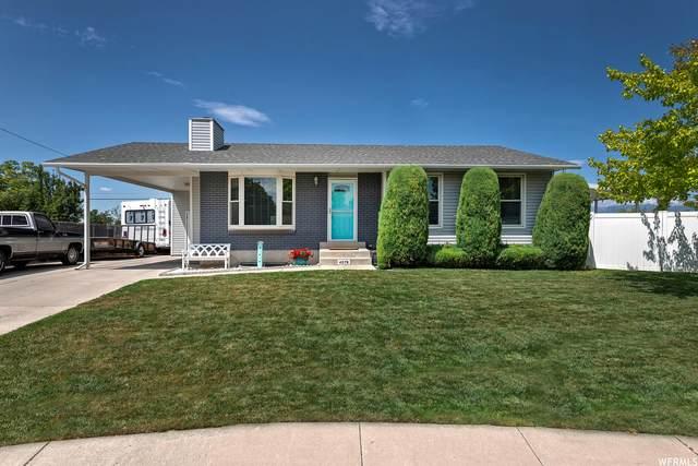 4078 W Kestrel Dr, West Valley City, UT 84120 (#1757282) :: Utah Real Estate