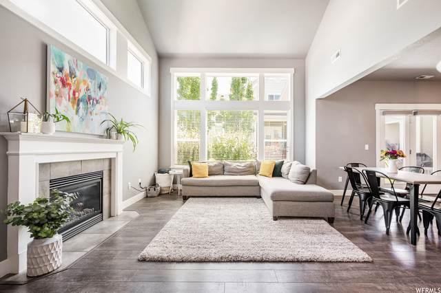 7918 S Farm Wood Ln E #50, Midvale, UT 84047 (#1757297) :: Utah Real Estate