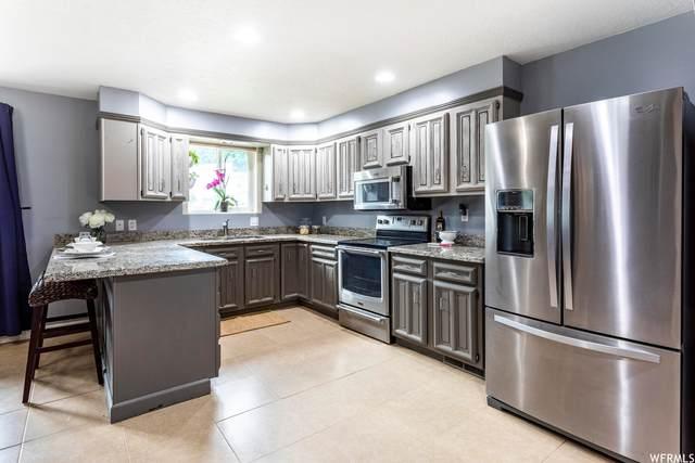 243 N Oak Dr E, North Salt Lake, UT 84054 (#1757313) :: Utah Real Estate
