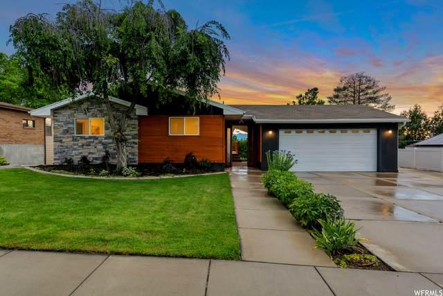 8382 S Fayeway Dr E, Sandy, UT 84094 (#1757315) :: Berkshire Hathaway HomeServices Elite Real Estate