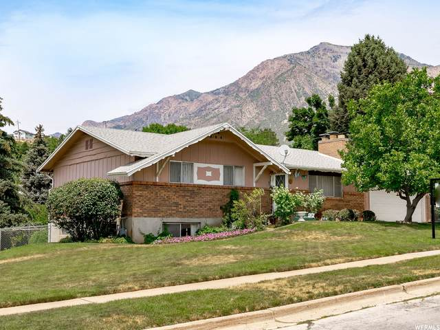 3183 Mount Lomond Dr, North Ogden, UT 84414 (#1757325) :: Utah Best Real Estate Team | Century 21 Everest
