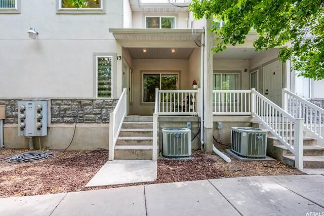 4072 S 300 E #13, Salt Lake City, UT 84107 (MLS #1757329) :: Lawson Real Estate Team - Engel & Völkers