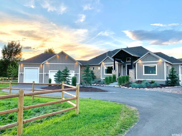 3005 E Country Crossing Rd, Heber City, UT 84032 (#1757340) :: Exit Realty Success