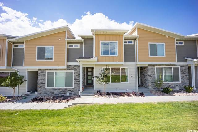 953 W Tiffany Dale Way, Bluffdale, UT 84065 (#1757345) :: Exit Realty Success