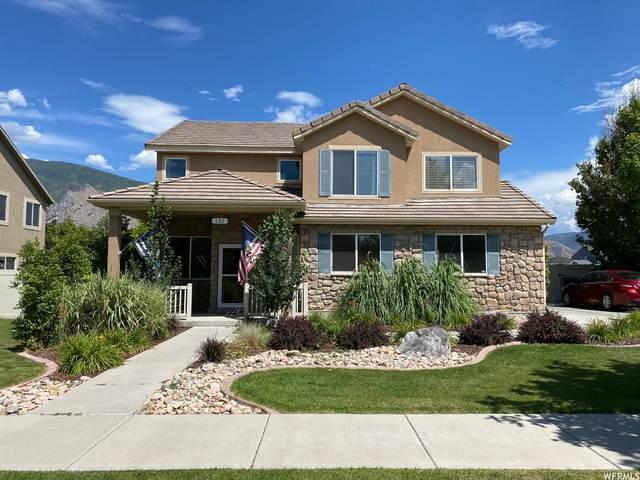 152 N 950 W, Springville, UT 84663 (MLS #1757352) :: Lookout Real Estate Group