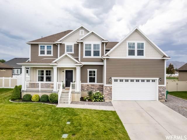 1549 W Jefferson St N, Lehi, UT 84043 (#1757359) :: Utah Best Real Estate Team | Century 21 Everest
