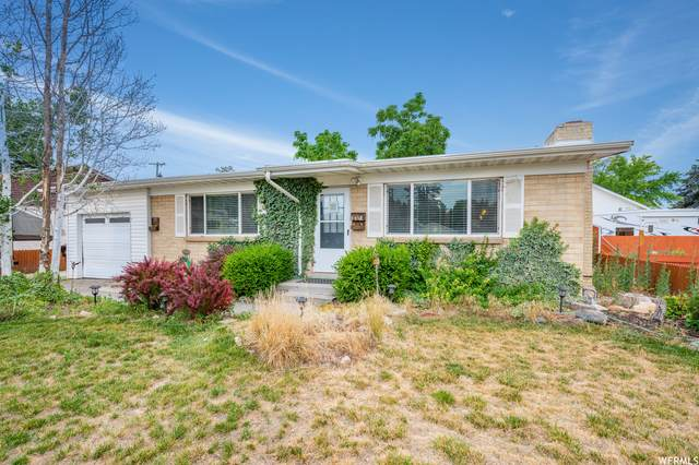 381 W Marquette Dr S, Midvale, UT 84047 (#1757364) :: Powder Mountain Realty