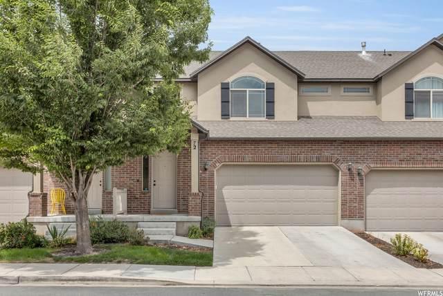 72 W Condor Rd, Saratoga Springs, UT 84045 (#1757375) :: Utah Best Real Estate Team | Century 21 Everest