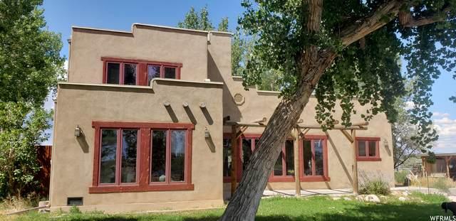 2775 E 2500 S, Vernal, UT 84078 (#1757400) :: Utah Real Estate