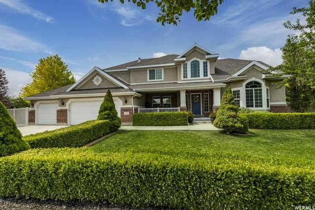 3165 W Alta Crest Dr S, South Jordan, UT 84095 (#1757401) :: Utah Best Real Estate Team | Century 21 Everest