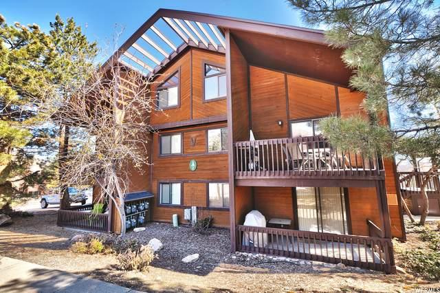 2025 Canyons Resort Dr. V7, Park City, UT 84098 (#1757411) :: The Fields Team
