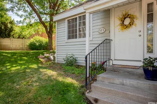 523 W Applewood Dr S, Bountiful, UT 84010 (#1757412) :: Utah Real Estate