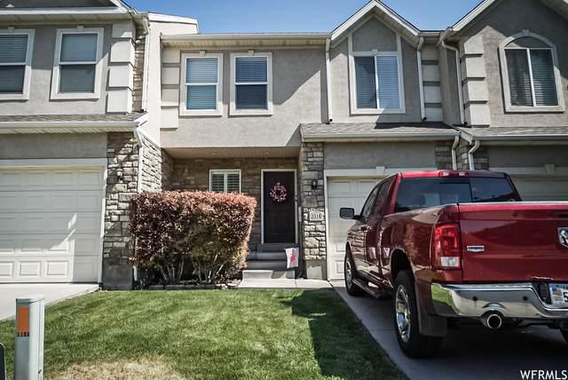 3318 Lower Huntly Way, West Jordan, UT 84088 (#1757419) :: Utah Best Real Estate Team | Century 21 Everest