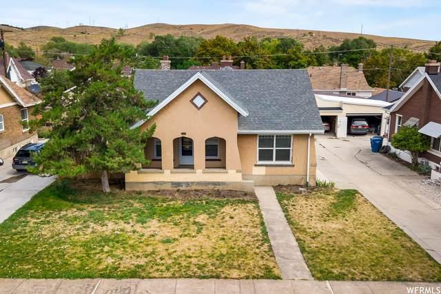 8872 W Hillcrest St, Bingham Canyon, UT 84006 (#1757428) :: Utah Best Real Estate Team | Century 21 Everest
