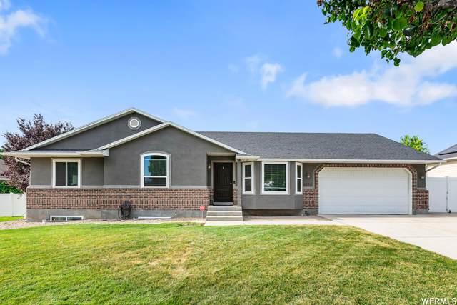 4271 W 11430 S, South Jordan, UT 84009 (#1757433) :: Utah Real Estate
