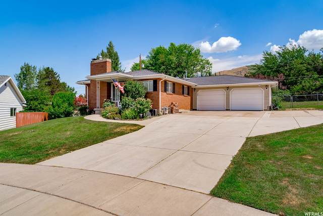 723 E 100 N, Bountiful, UT 84010 (#1757438) :: Utah Real Estate