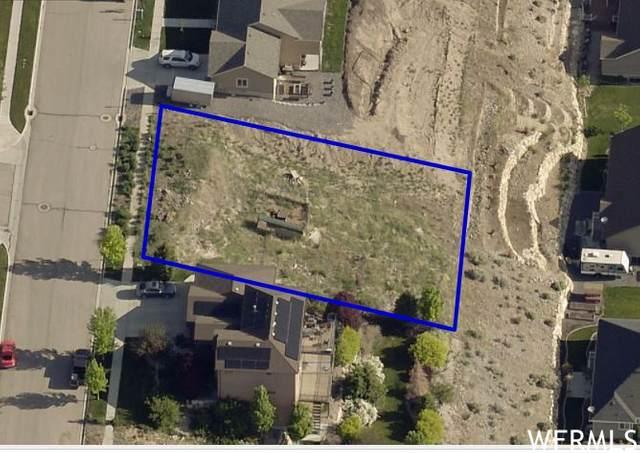 1311 Cedar Pass Dr, Santaquin, UT 84655 (#1757448) :: Berkshire Hathaway HomeServices Elite Real Estate