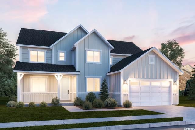 267 W Thistle Dr N E2-10, Saratoga Springs, UT 84045 (#1757472) :: Bustos Real Estate | Keller Williams Utah Realtors