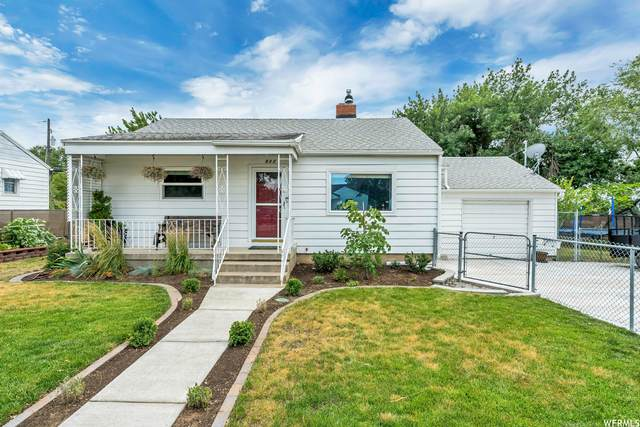 822 E 1000 S, Clearfield, UT 84015 (#1757477) :: Red Sign Team