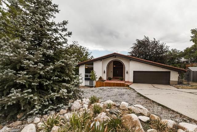 1423 S Bluebell Cir E, Bountiful, UT 84010 (#1757497) :: Utah Real Estate