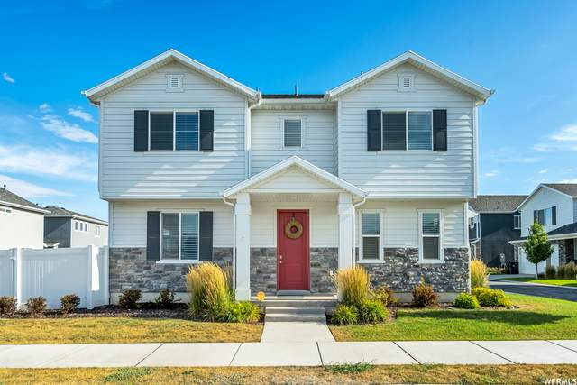 1752 W Parkview Dr, Syracuse, UT 84075 (MLS #1757498) :: Summit Sotheby's International Realty