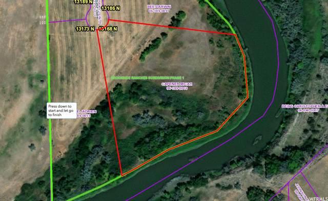 13168 N Brookside Dr, Garland, UT 84312 (#1757499) :: Powder Mountain Realty