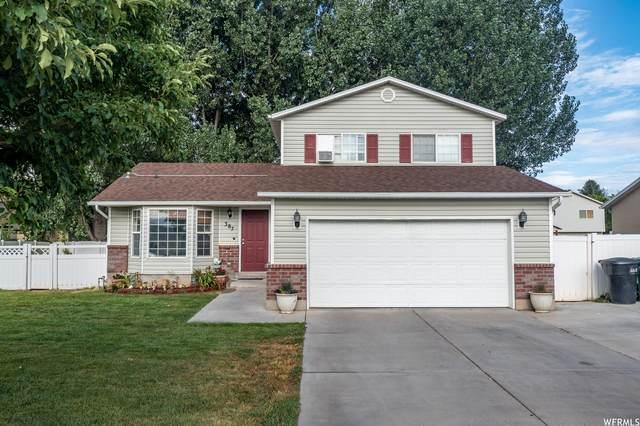 387 S 2470 W, Provo, UT 84601 (#1757505) :: Berkshire Hathaway HomeServices Elite Real Estate
