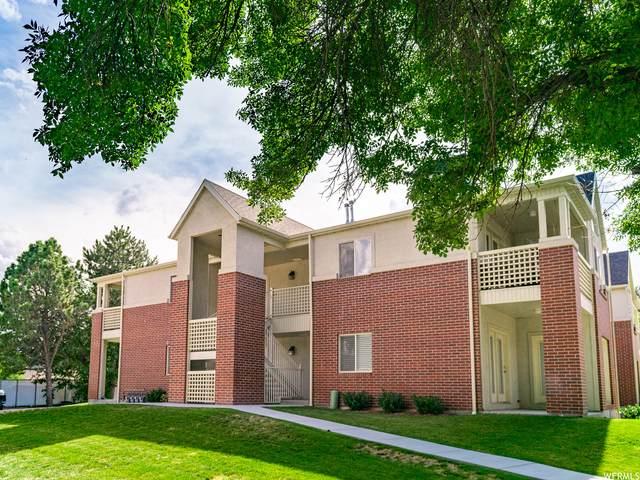 1370 W 6690 S A204, Murray, UT 84123 (#1757516) :: Utah Real Estate