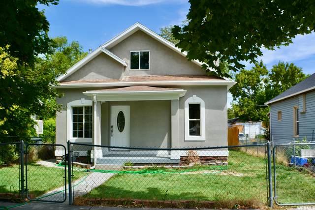 832 W 400 N, Salt Lake City, UT 84116 (#1757517) :: C4 Real Estate Team