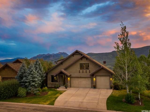 5932 E Big Horn Pkwy, Eden, UT 84310 (#1757520) :: Berkshire Hathaway HomeServices Elite Real Estate
