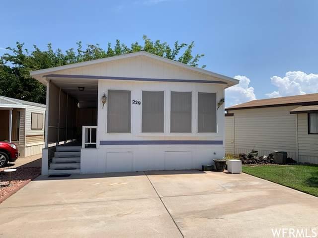 1160 E Telegraph St #229, Washington, UT 84780 (#1757521) :: Bustos Real Estate | Keller Williams Utah Realtors
