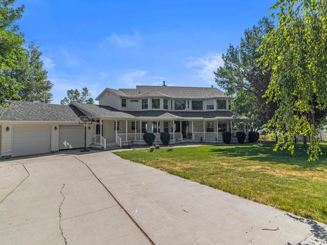 6576 W 600 S, Mendon, UT 84325 (MLS #1757538) :: Lookout Real Estate Group