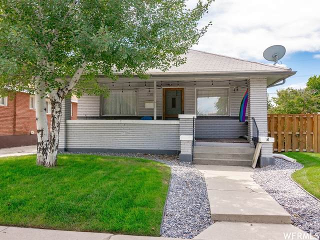 238 E 1700 S, Salt Lake City, UT 84115 (#1757550) :: Powder Mountain Realty