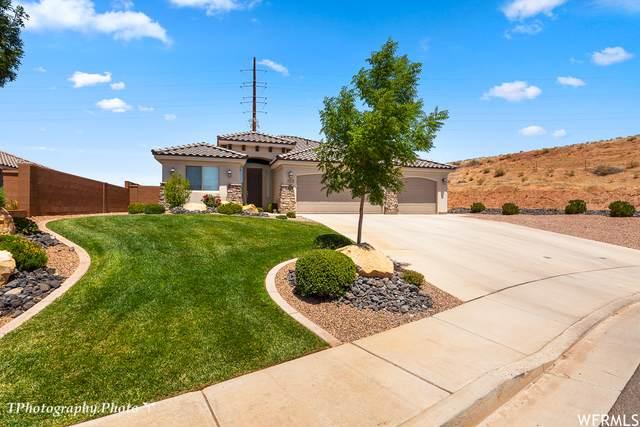 1113 E 3685 S, Washington, UT 84780 (#1757569) :: Bustos Real Estate | Keller Williams Utah Realtors