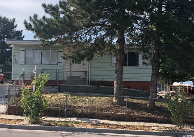 5060 W Hoopes St, Kearns, UT 84118 (#1757570) :: Exit Realty Success