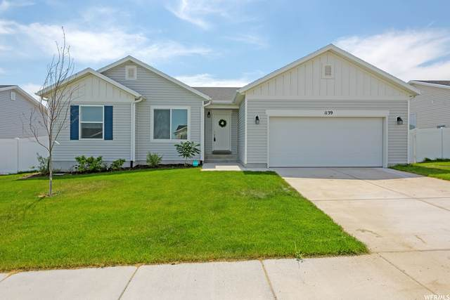 1139 W Honeycomb Dr, Grantsville, UT 84029 (#1757607) :: Doxey Real Estate Group