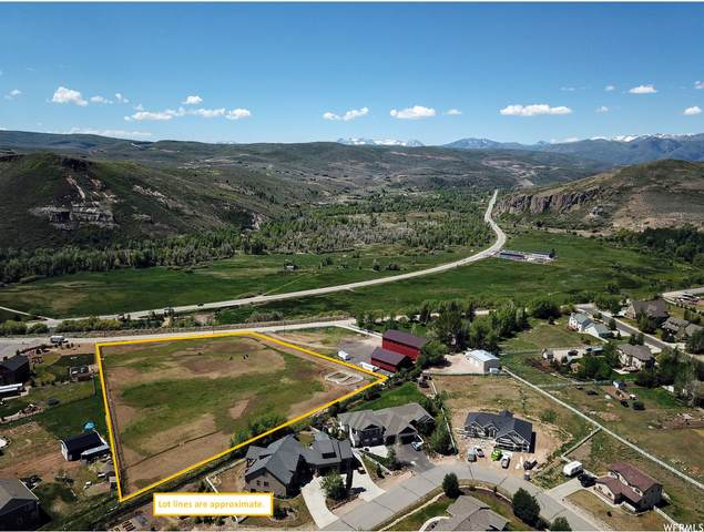 0 W Hilltop Rd, Francis, UT 84036 (#1757610) :: Doxey Real Estate Group