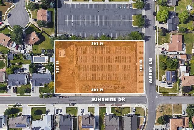 3372 S Merry Ln, West Valley City, UT 84120 (#1757612) :: Utah Real Estate