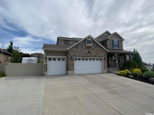 662 E Ridge Top Cir S, North Salt Lake, UT 84054 (#1757631) :: Pearson & Associates Real Estate