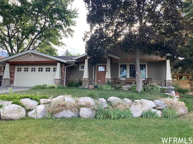 7765 S Silver Lake Dr, Cottonwood Heights, UT 84121 (#1757643) :: Utah Real Estate