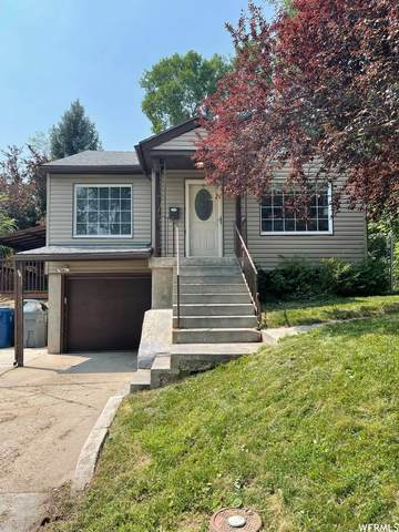 109 Country Club Dr, Ogden, UT 84405 (#1757652) :: goBE Realty