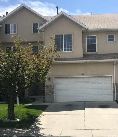 728 E Sand Dollar Dr, Sandy, UT 84094 (#1757661) :: Utah Real Estate